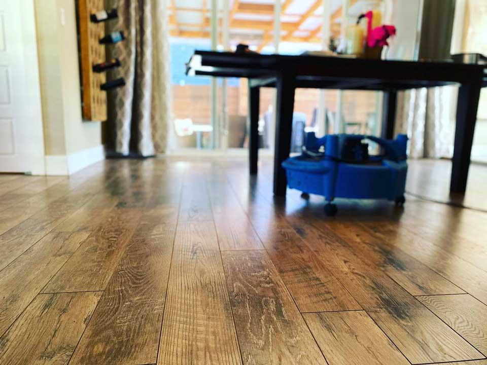 hardwood floor cleaning boise